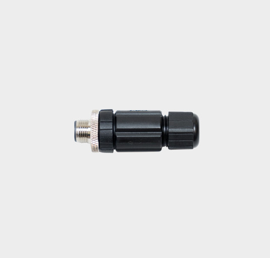 Screw-in Conn. NMEA-2000 Micro-C (M)