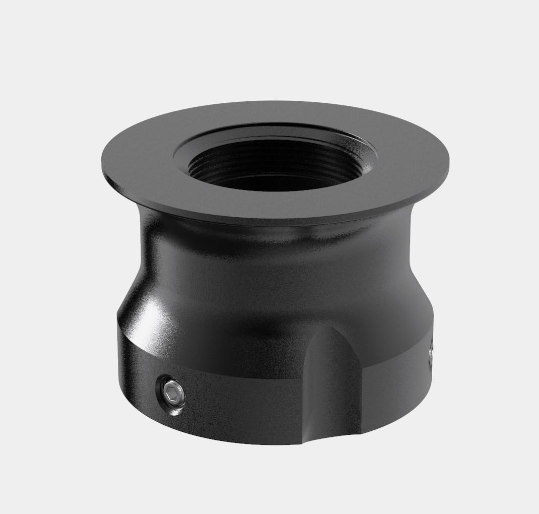 "Pole Mount (2.0"" pipe, Ø53.0mm), Antenna Unit"